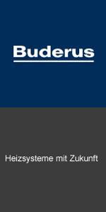 Logo Buderus Brennstoffzellentechnologie